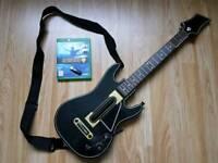 Guitar Hero Live + Guitar * mint *