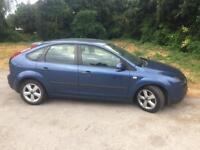 Ford Focus 05 plate