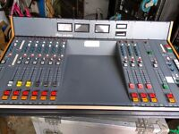 Alice Air 2000 Radio Broadcast Console