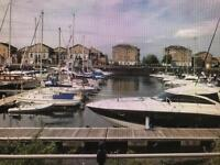 LOVELY TWO BED HOME FOR RENT IN PENARTH MARINA