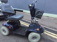 Freerider Mayfair 8mph mobility scooter