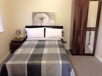 SB Lets are delighted to offer a beautiful large room in a friendly proffessional house share