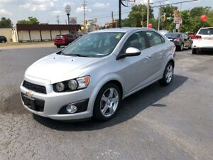 2014 Chevrolet Sonic LT- REAR VIEW CAMERA, HEATED FRONT SEATS