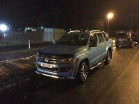 *** Volkswagen Amarok 61 plate swap px car van ***