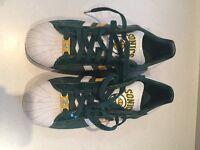 Mens boys Adidas trainers UK8 EU42
