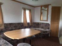 STATIC CARAVAN FOR URGENT SALE.2 BED.12 MONTH PARK SKIPSEA SANDS NR BRIDLINGTON EAST COAST