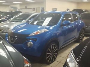 2011 Nissan Juke One owner ,AWD with Sunroof