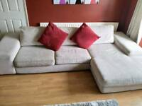 Ikea settee sofa