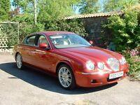 2007 Jaguar S Type V6 Petrol SE. Low Mileage. High Spec inc Lux Pack