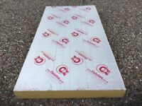 CELOTEX INSULATION BOARDS 100mm 8 by 4 SHEETS 20 SHEETS
