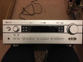Yamaha AV Receiver Amp HTR-5640RDS