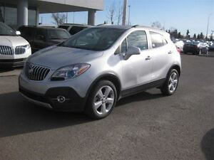 2015 Buick Encore AWD-AUTO-LEATHER-SUNROOF-REMOTE START