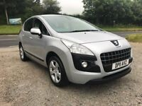 PEUGEOT 3008 SPORT 1.6 HDI SILVER 2011