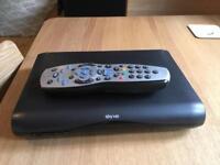 SkyHD Box & Remote Control