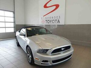 2013 Ford Mustang CONVERTIBLE GT MANUELLE 6 VITESSES!!