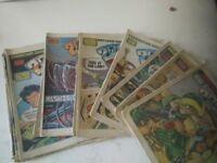 2000 AD Comics x 39