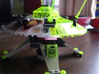 Lego Space Cyber Saucer for sale.