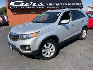 2012 Kia Sorento LX V6 | AWD | BLUETOOTH | NO ACCIDENTS