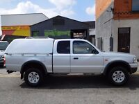 Ford Ranger 2004 4x4 in excellent condition both inside and out. no vat.. (44)