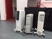3 Portable heaters available [All excellent condition]