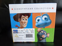 Brand new and sealed Disney Pixar Blu-ray Boxset RRP £120