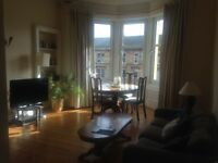 Top floor, big bright flat Westend. Two bedroom.
