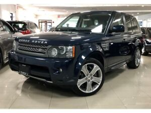 2011 Land Rover Range Rover Sport Supercharged|SERVICED BY RR|NO