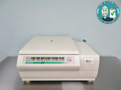 Sorvall Legend Rt Refrigerated Centrifuge With Warranty See Video