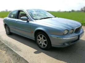 2003 Jaguar X Type 2.1 V6 SE - 113K Short Mot 25th May