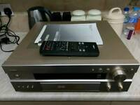 Yamaha rx-v1000 home cinema dsp stereo amplifier tuner