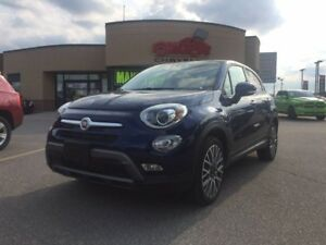 2016 Fiat 500 TREKKING X PANO ROOF R-MOTE START B-TOOTH ALLOYS