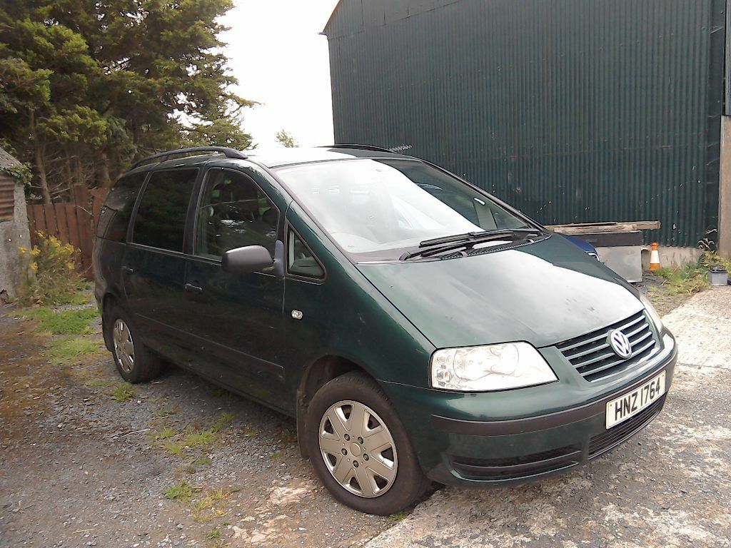 2002 ford galaxy diesel mpv sharan alhambra 7 seater in. Black Bedroom Furniture Sets. Home Design Ideas