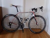 £200: Free Cube Agree GTC Race (2013) Bike Frame, Shimano Ultegra Components, Campagnolo Wheels