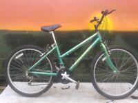"Raleigh Zest Ladies Girls Bike 26"" Small frame Mint Condition"