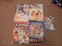 5 Pokemon Books