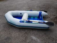 Wanted 'Inflatable Dinghy/Boat' - Not plastic !