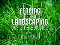 Fencing N Decking & Garden Maintenance & Building Services