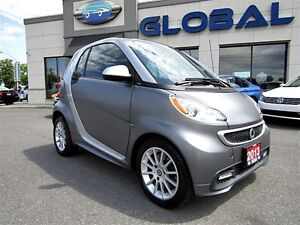 2013 Smart fortwo passion NAVIGATION , HEATED SEATS , AC.