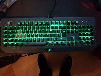 Razer Blackwidow Chroma - RGB