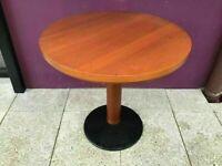 Modern cherry coffee table