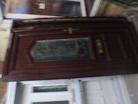 UPVC DOORS FRONT / BACK FROM £100 UPVC WINDOWS, PANELS, LOCKS COVENTRY