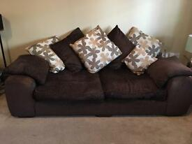 Large sofa £50ono