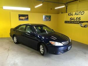 2004 Toyota Camry LE ~ CERTIFIED & E-TESTED
