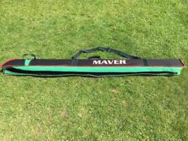 Maver 2 rod hardcase holdall