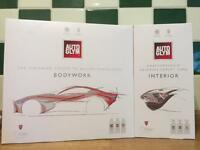 AutoGlym Bodywork & Interior Sets