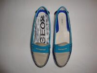 Ladies Geox Loafers Size 6