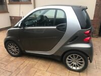 For two passion 799cc cdi diesel full glass roof mot lovely little car first to see will buy