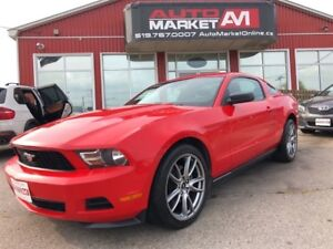 2011 Ford Mustang V6, Alloys, WE APPROVE ALL CREDIT