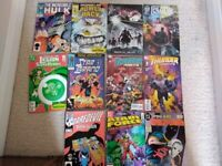 Comic Collection (169) Marvel / DC / Image / And others - Hulk, Superman, Thor etc