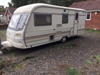 avondale 4 berth 1995 year spares or repaired its got damp